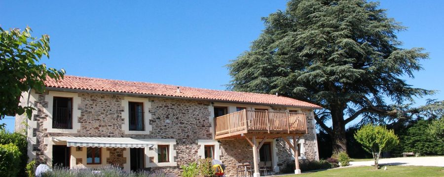 Meet new the new owners if these lovely child-friendly gites in France