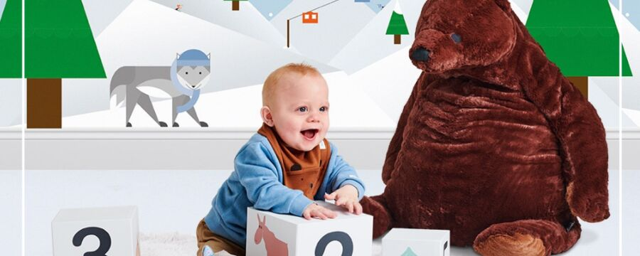 Holiday Tots gives has partnered up with The Baby Show to giveaway free tickets