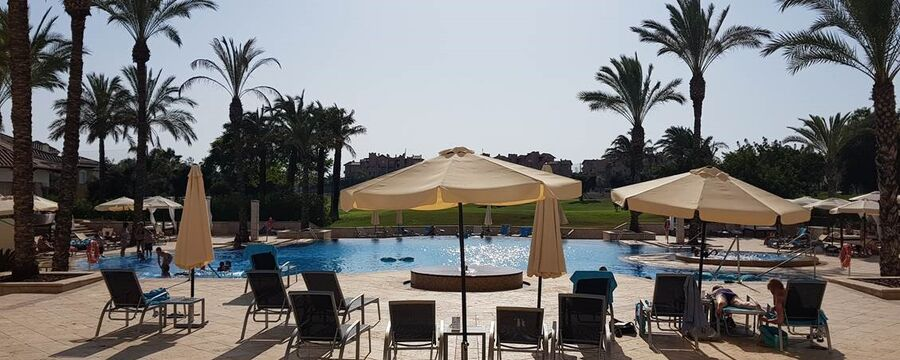 Family-friendly villa on The Mar Menor Golf Resort, Murcia