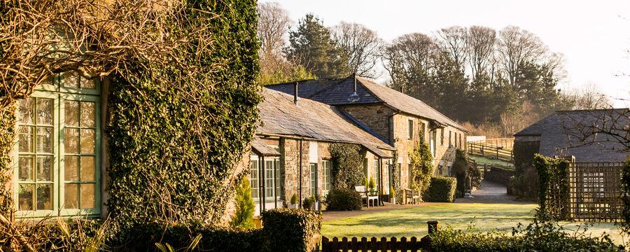 Glynn Barton, a fantastic family-friendly farm stay in Cornwall.