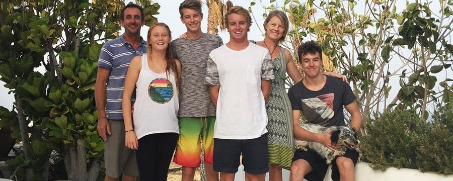 The story behind Lanzarote Retreats as told by mum and owner Michelle