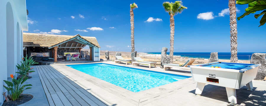 Lanzarote Retreats and update...