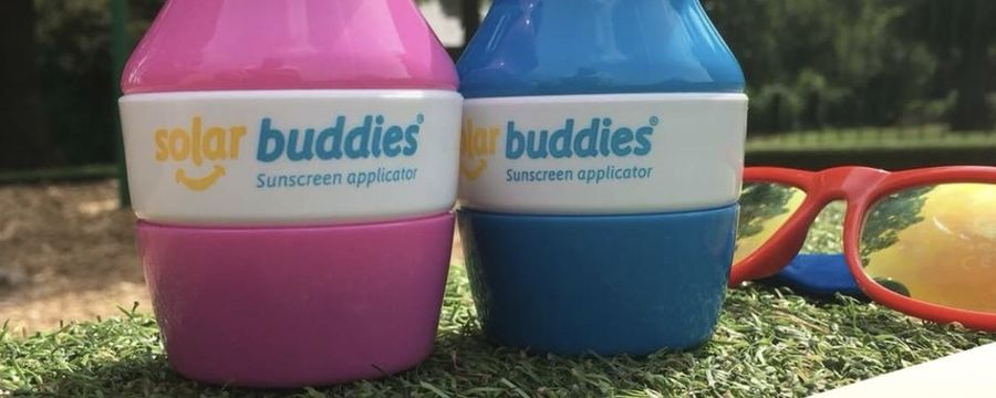 Tears at sun cream time? Solar Buddies might have the answer, we review it here...