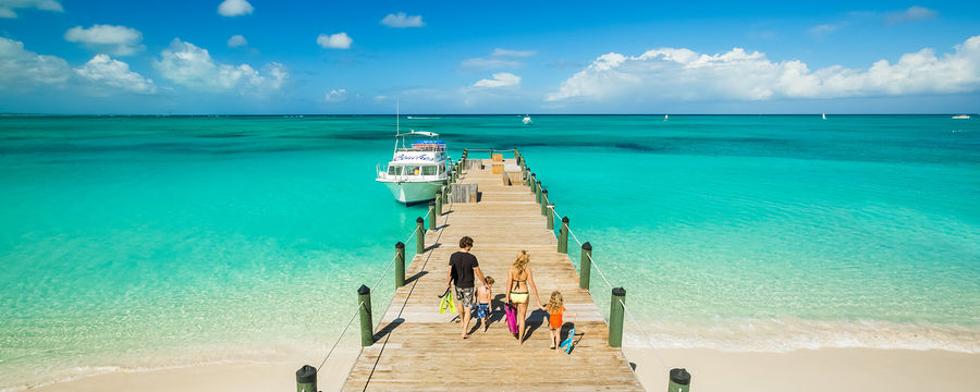Beaches, Turks and Caicos luxury all inclusive family holidays in the Caribbean