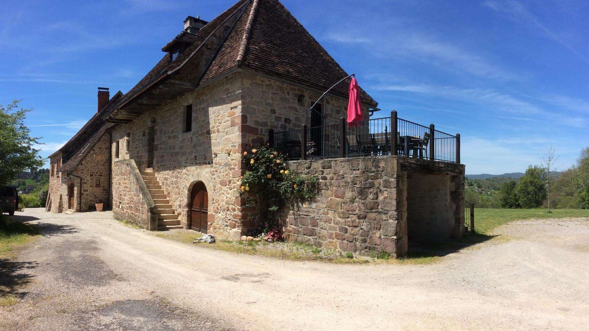 6 Bedroom Private house/shared grounds in Limousin, France