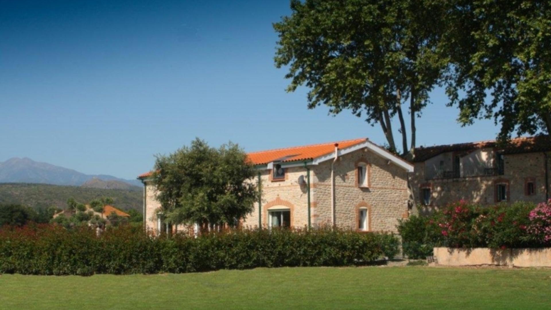Private child-friendly villa in Languedoc-Rousillon - ADMM