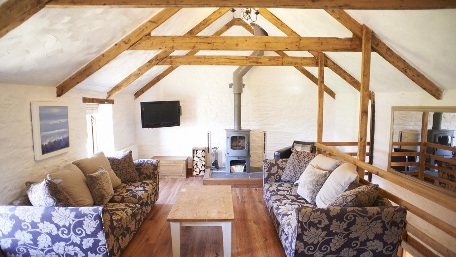 3 Bedroom Barn conversion in Cornwall, United Kingdom
