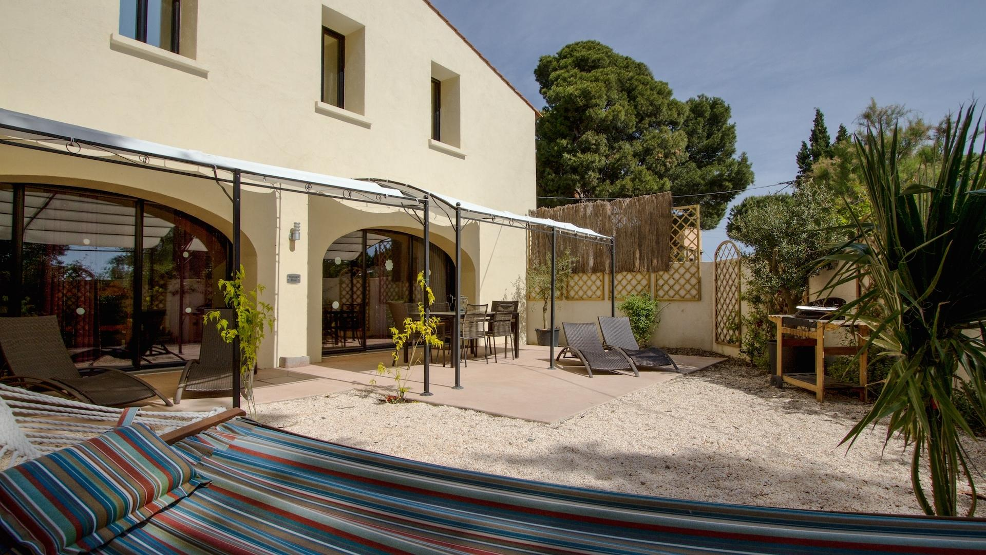 3 bedroom child-friendly villa languedoc rousillon, france - PDV