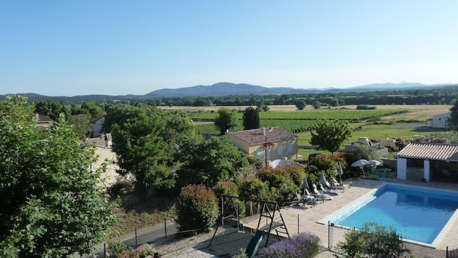2 Bedroom Apartment in Languedoc-Roussillon, France