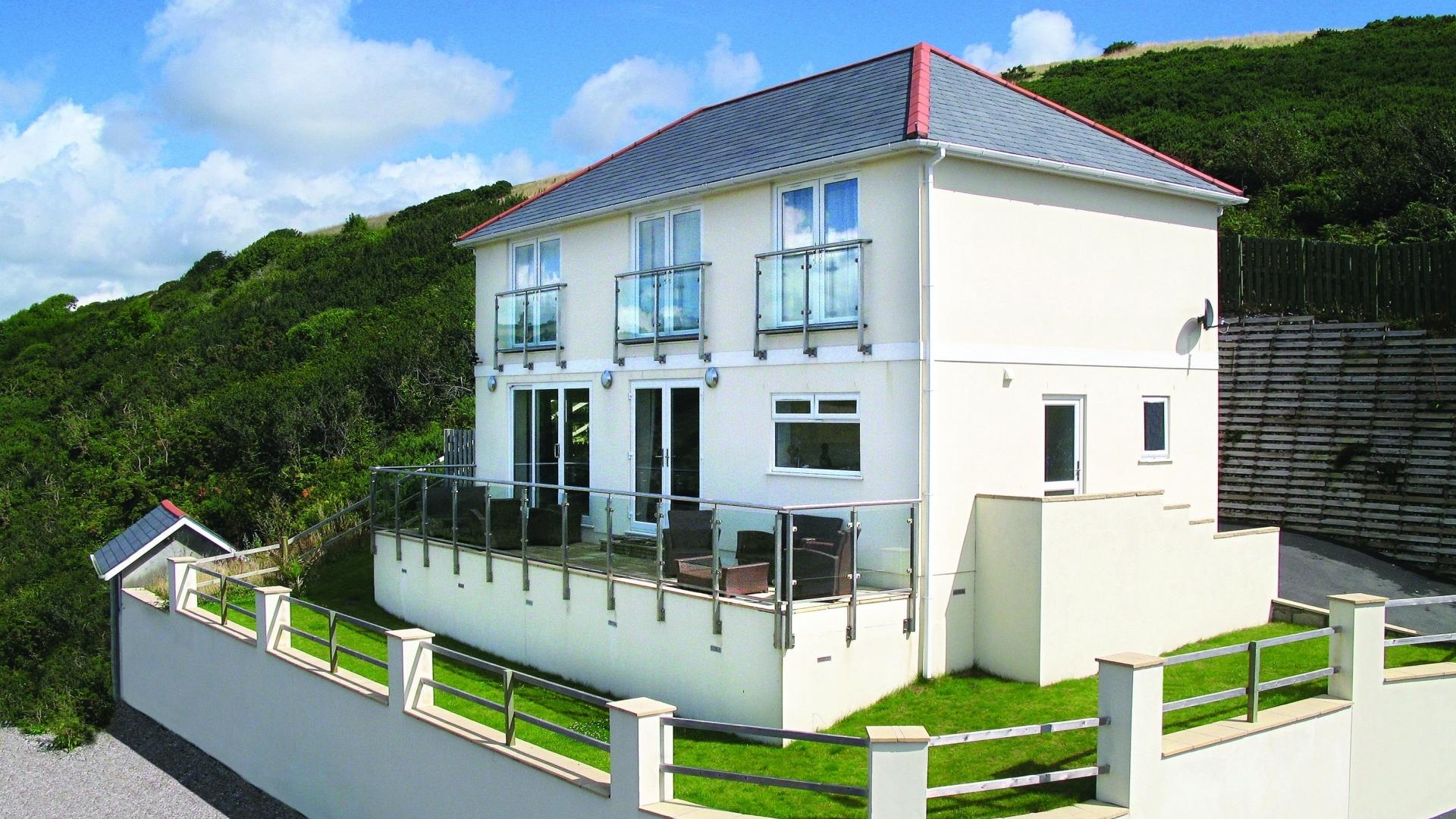 4 Bedroom Private villa in Cornwall, United Kingdom