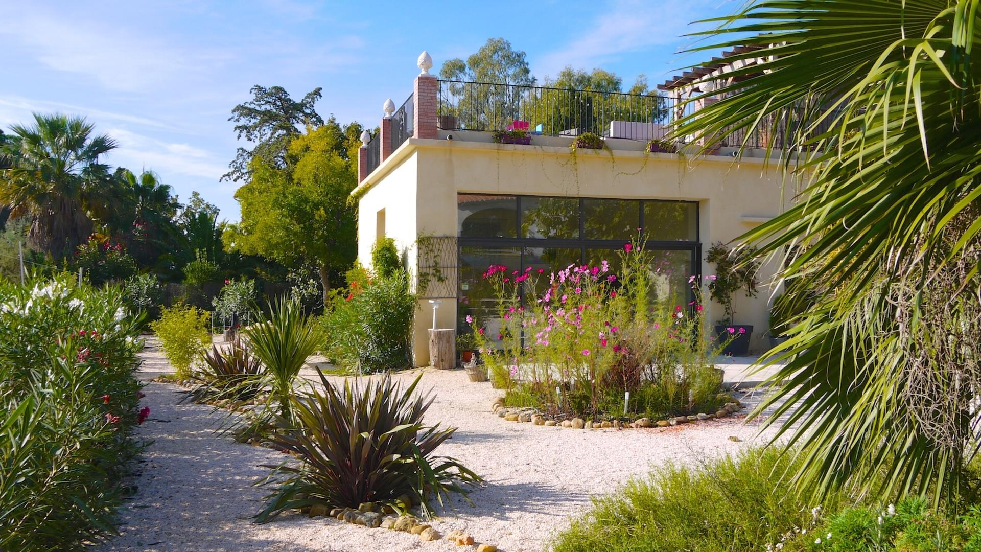 2 Bedroom Luxury micro resort in Languedoc-Roussillon, France