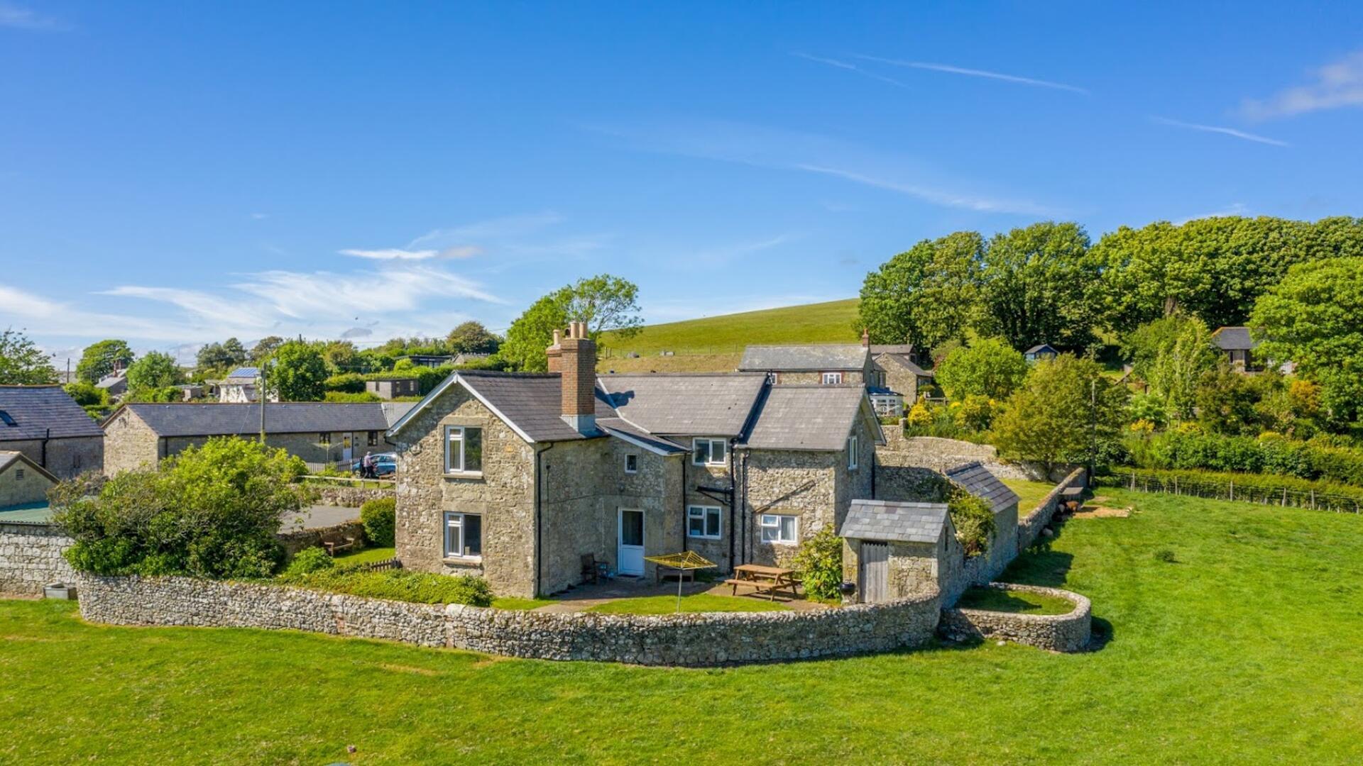 Nettlecombe Farm, family-friendly farmstead in Isle of Wight