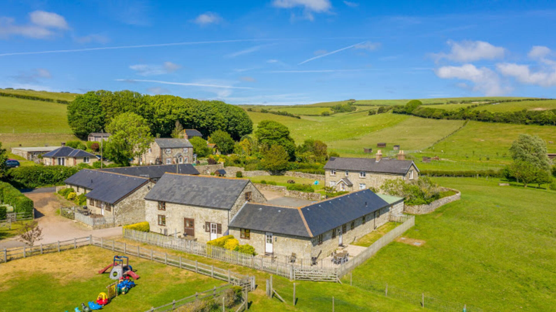 Nettlecombe Farm, farm-stay on Holiday Tots