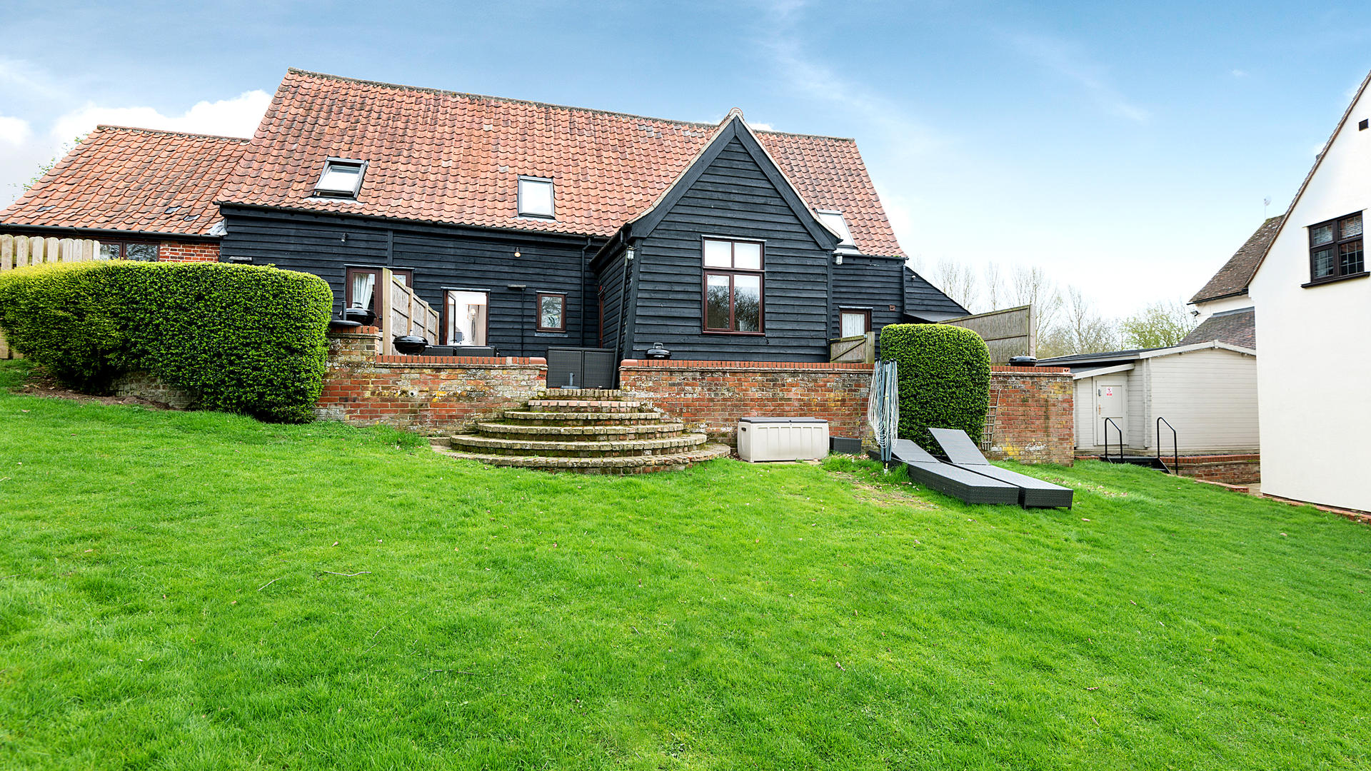 1 bedroom child friendly cottage suffolk - SBK