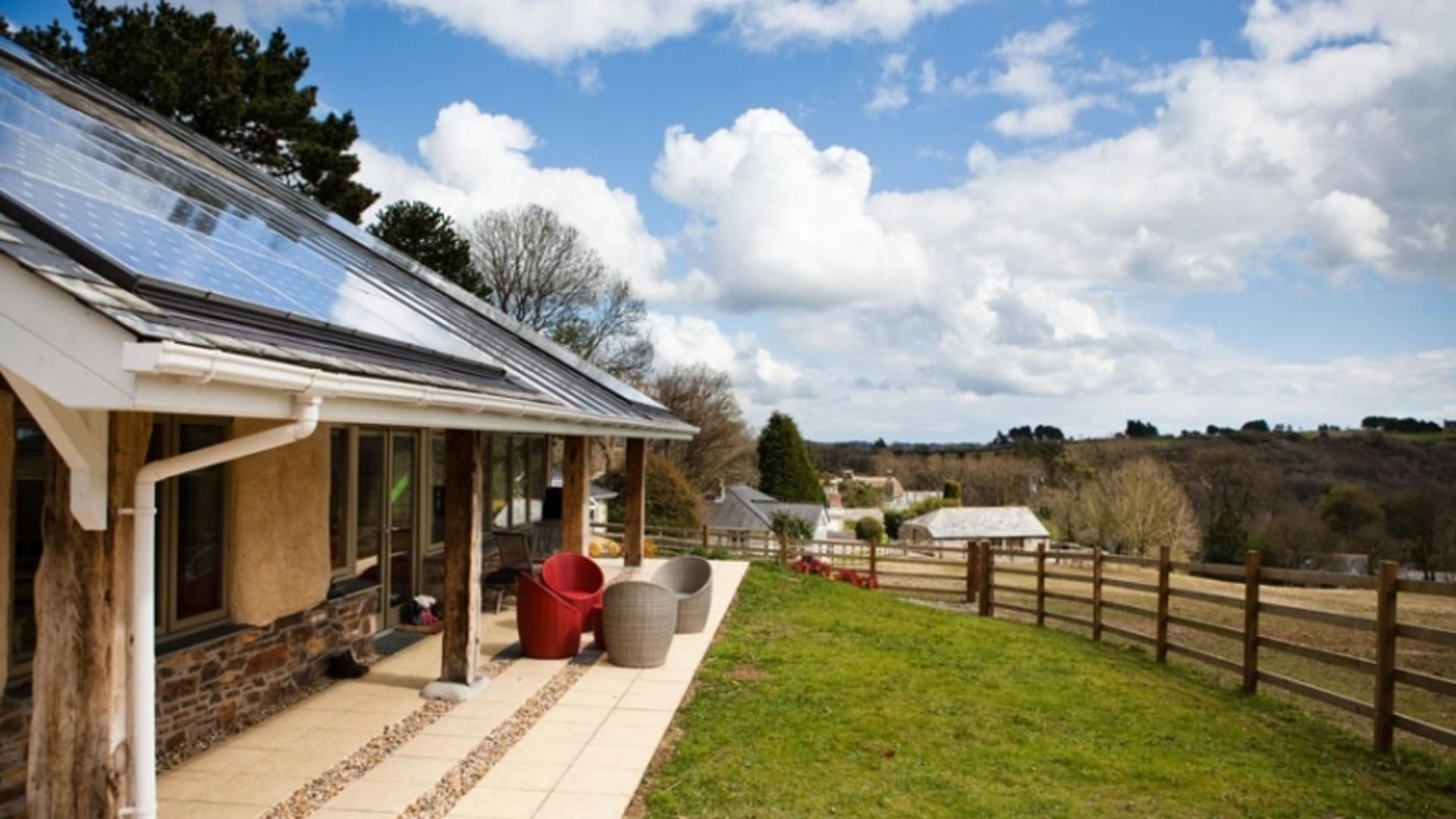 4 Bedroom Eco Cottage in Cornwall, United Kingdom
