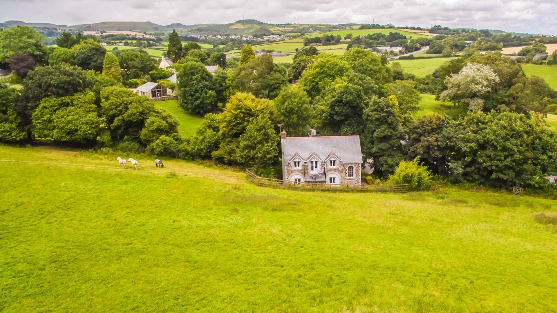 3 bedroom child-friendly holiday cottage in Cornwall - PSHH