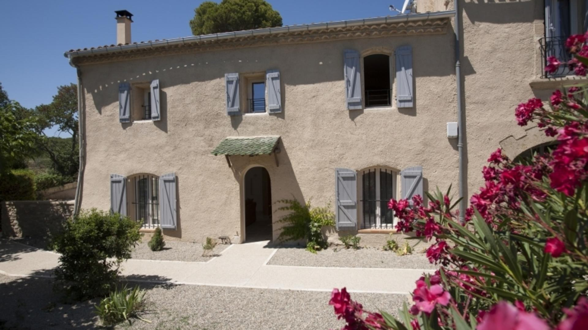 2 Bedroom Gite in Languedoc-Roussillon, France