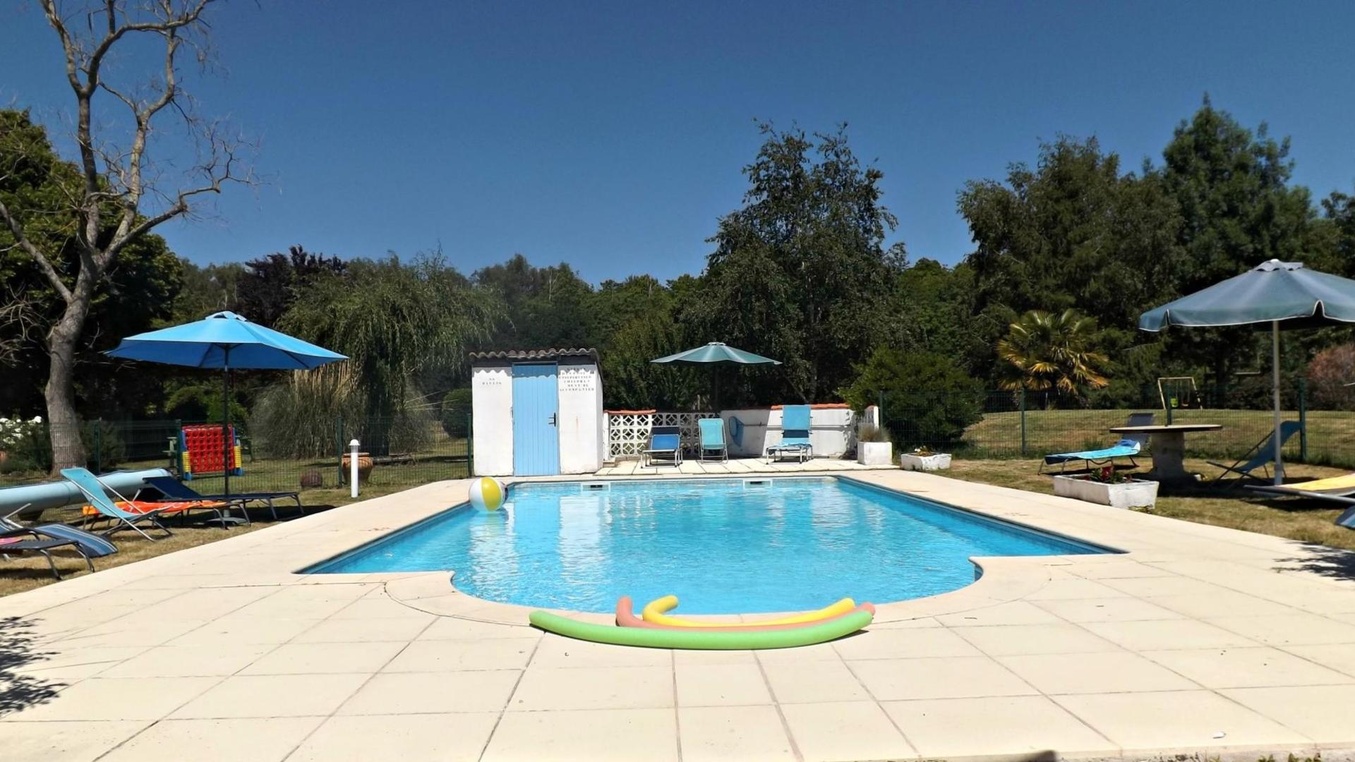 child-friendly holiday cottage at Bel-air Gites