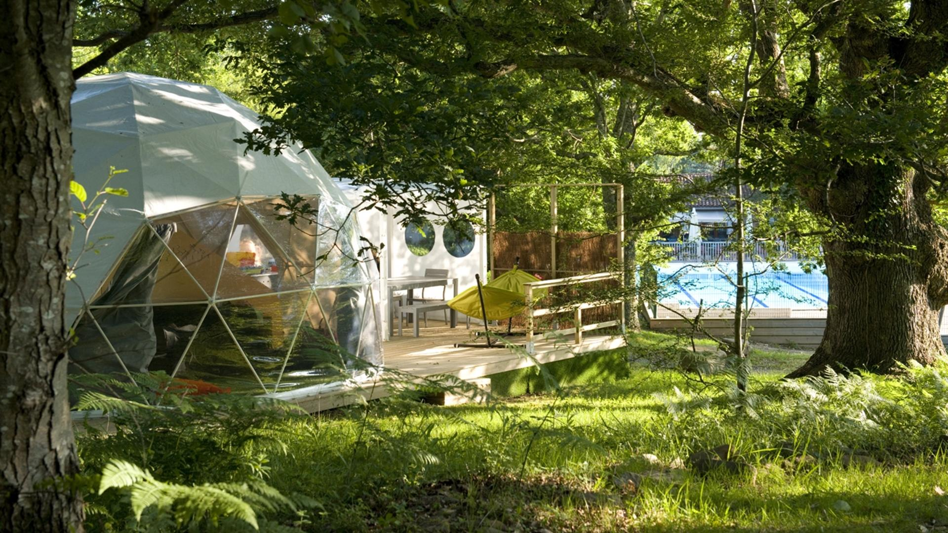 1 Bedroom Dome in Aquitaine, France