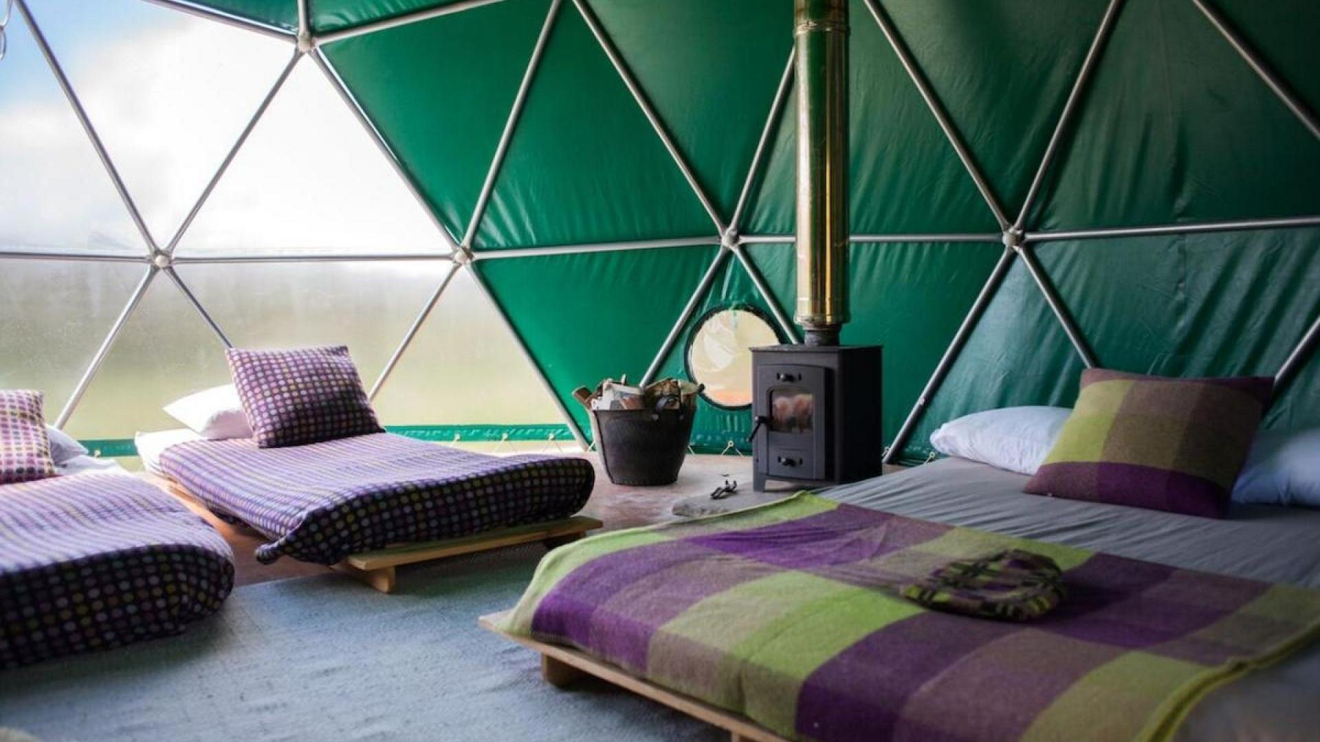 1 Bedroom Glamping/Dome in Wales, United Kingdom