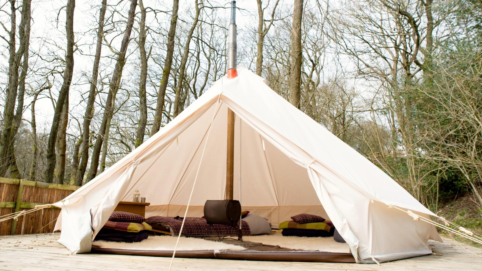 1 Bedroom Glamping/Tent in Wales, United Kingdom