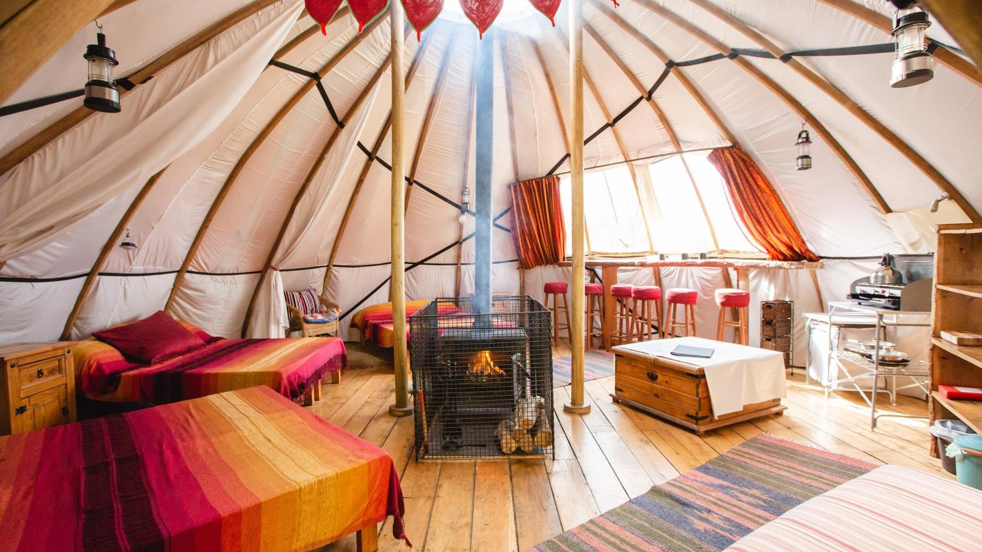 1 Bedroom Yurt in Wales, United Kingdom