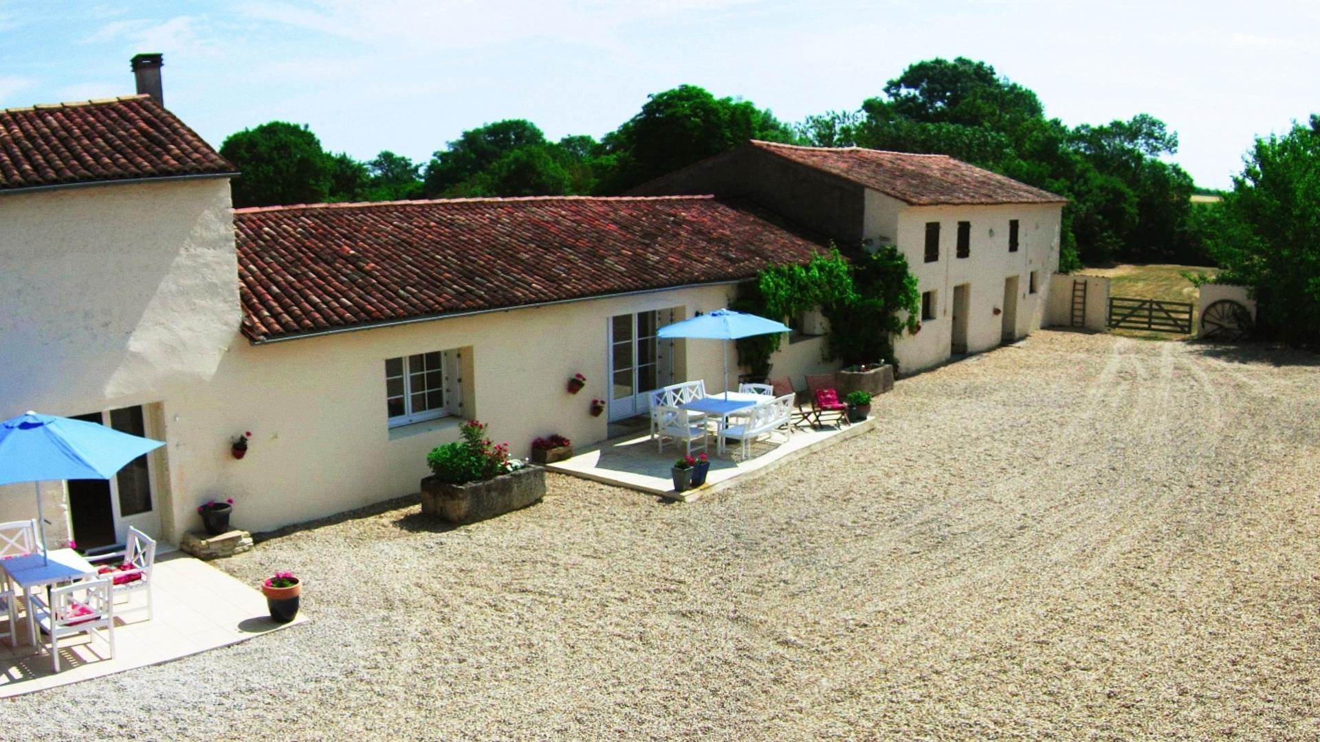 1 Bedroom Gite complex in Poitou-Charentes, France