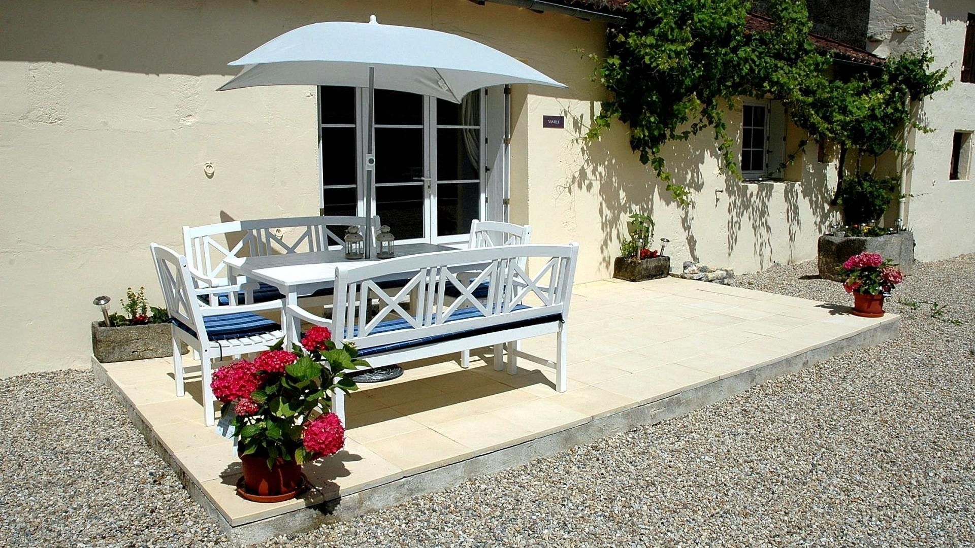 2 Bedroom Gite complex in Poitou-Charentes, France