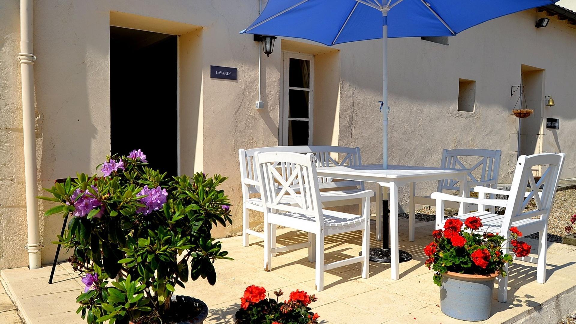2 Bedroom Gite complex in Poitou-Charentes, France