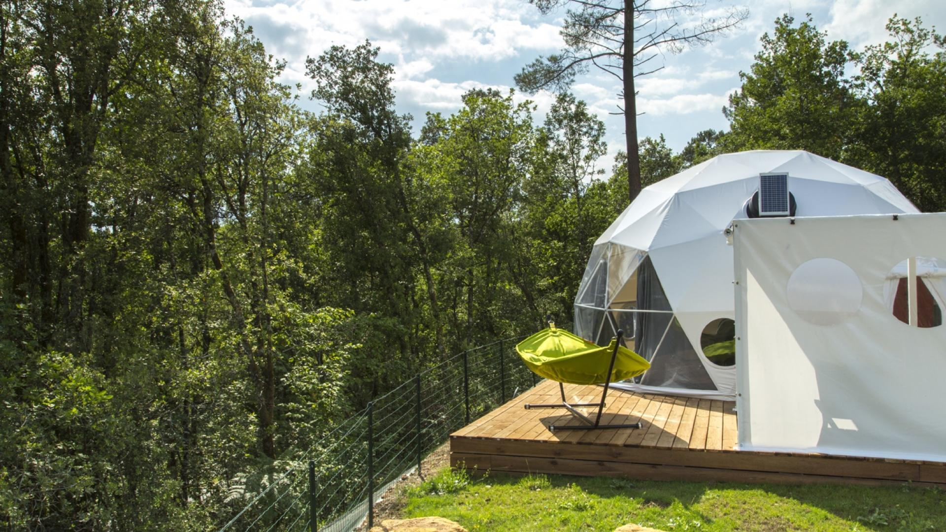 1 Bedroom Glamping/Dome in Aquitaine, France