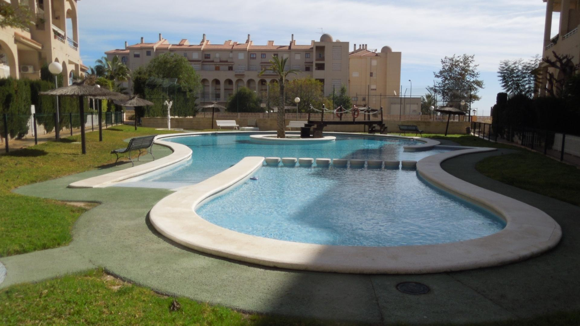 6 Bedroom Ground floor apartment in Mainland, Spain