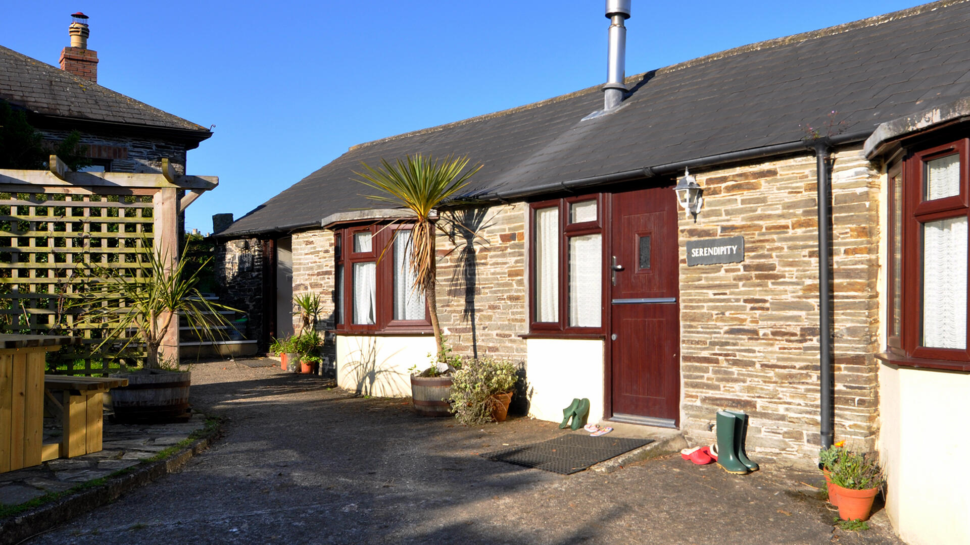 Trevorrick Farm, Cornwall