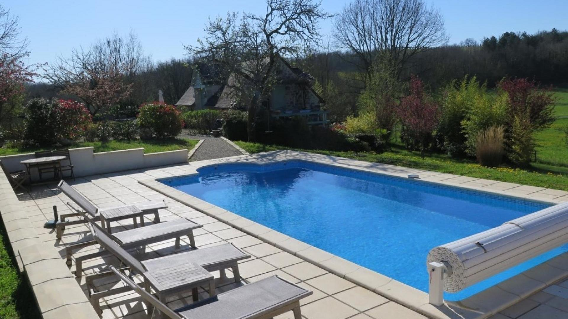 4 Bedroom Private house in Limousin, France