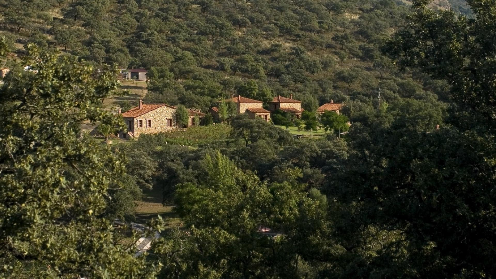 Molino Rio Alajar - rustic family-friendly holiday cottages in Spain