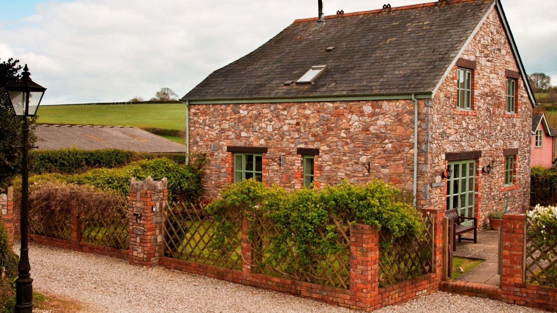 child-friendly holiday cottage in south Devon