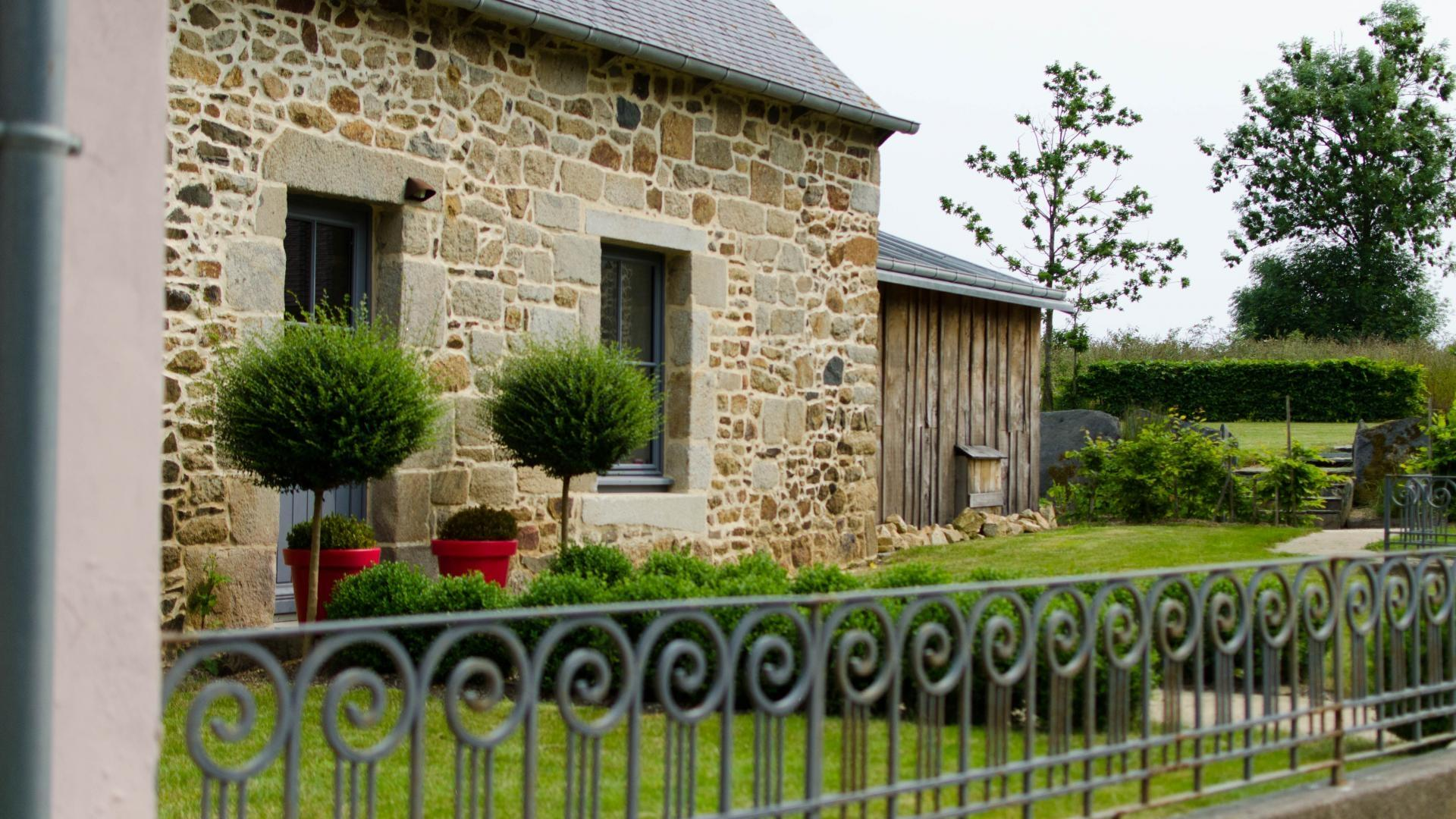 Family-friendly holiday cottage in Brittany
