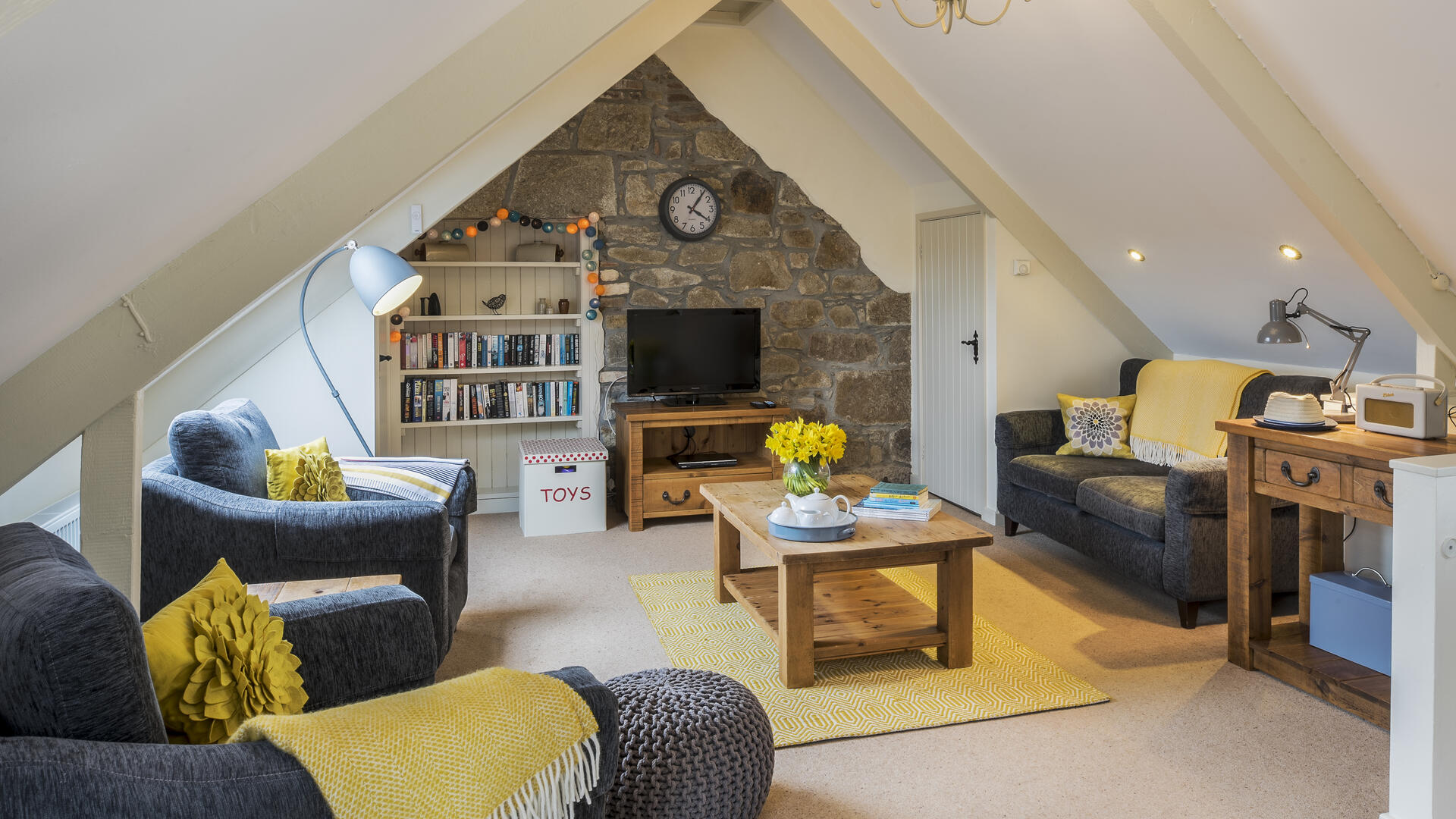 Cosy 2 bed baby friendly cottage near St Austell � JJCS