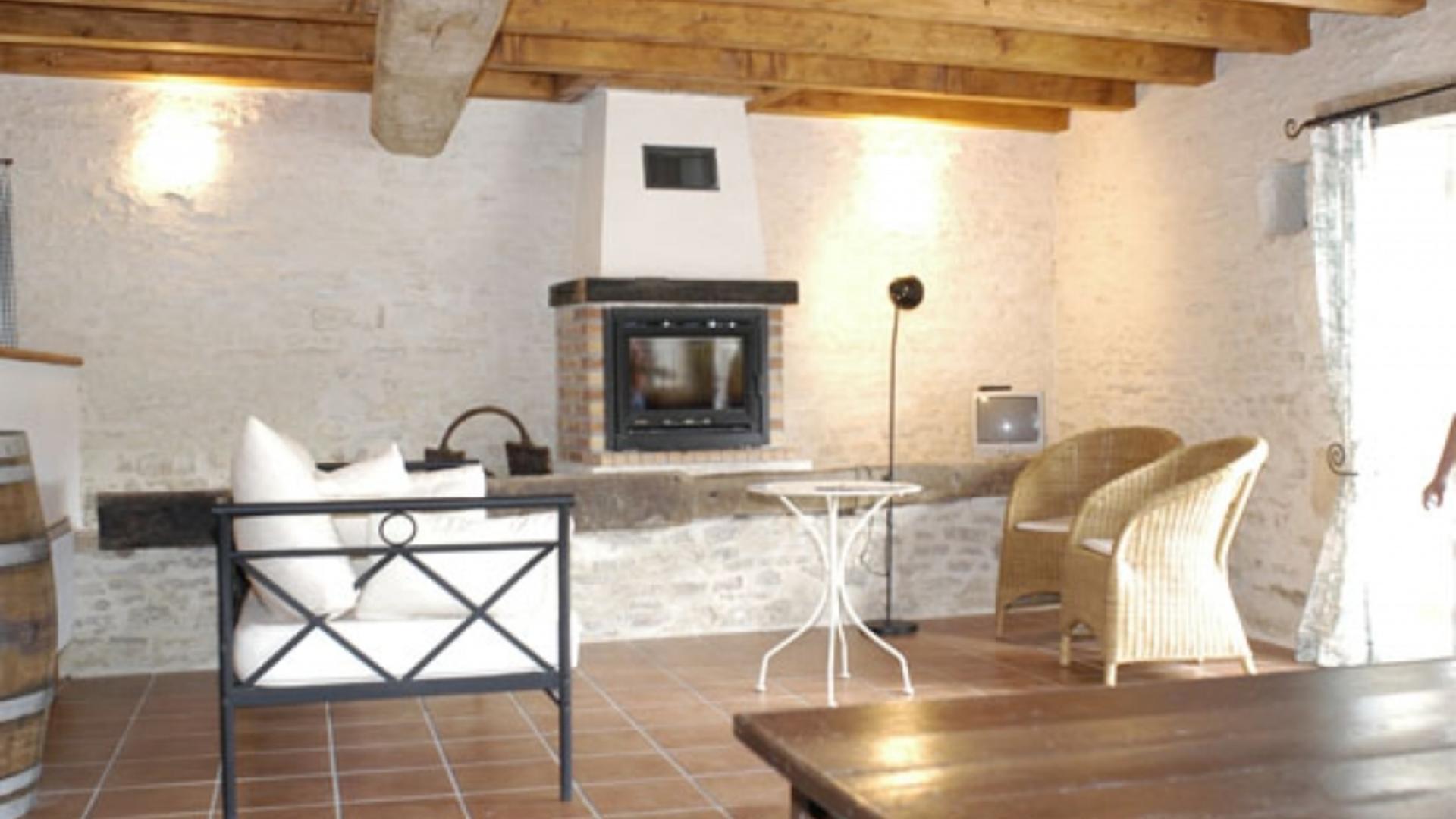 3 Bedroom Gite in Poitou-Charentes, France