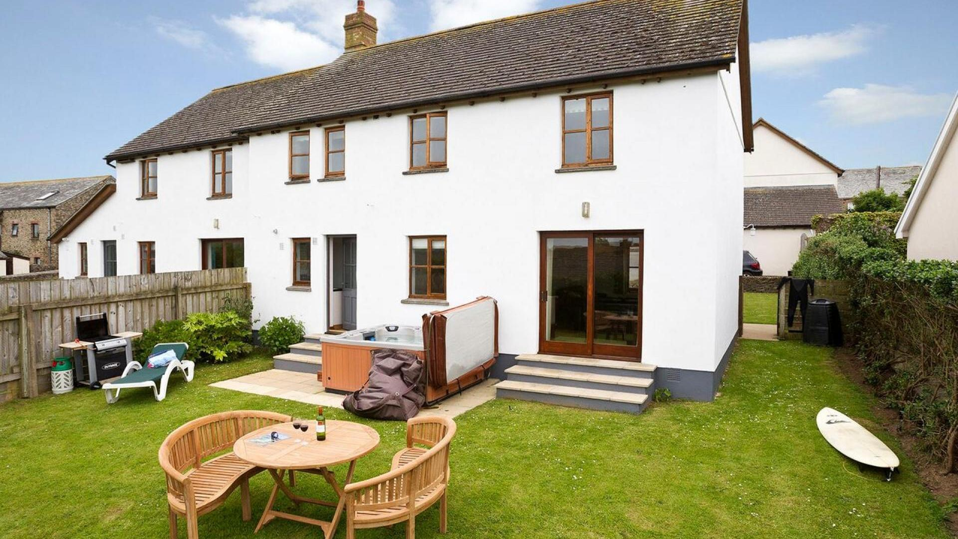 3 bedroom child friendly cottage near Bude Cornwall - KTSY