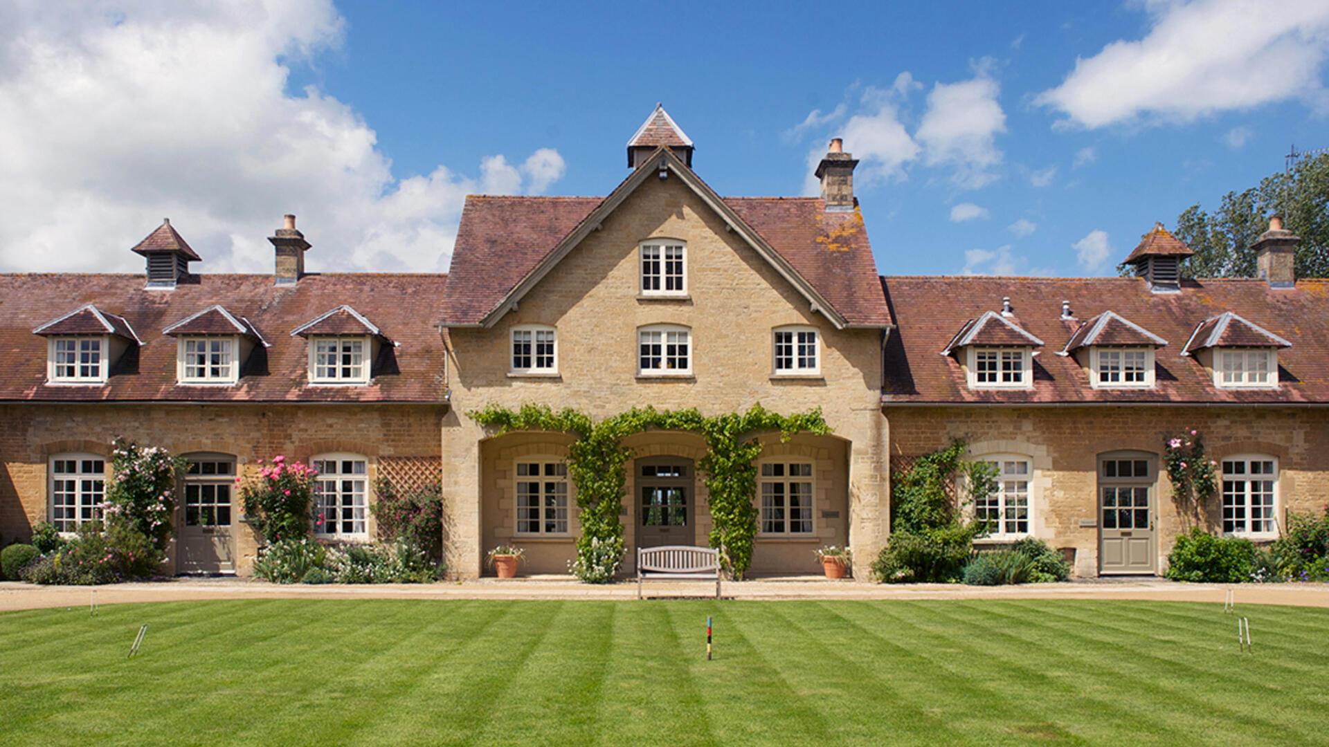 3 bedroom child friendly cottage Oxfordshire - JB36