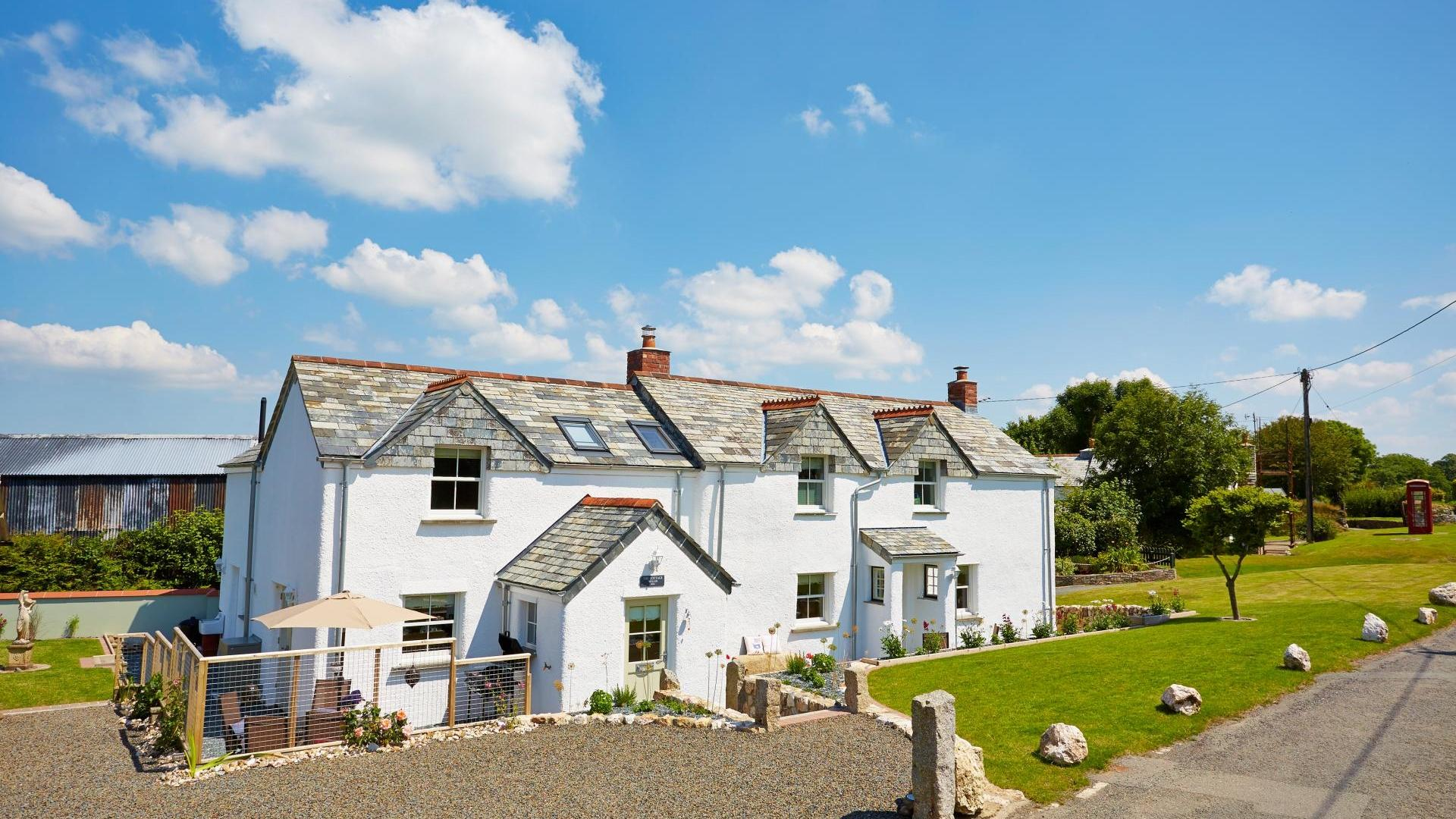 1 bedroom baby-friendly holiday cottage in Cornwall