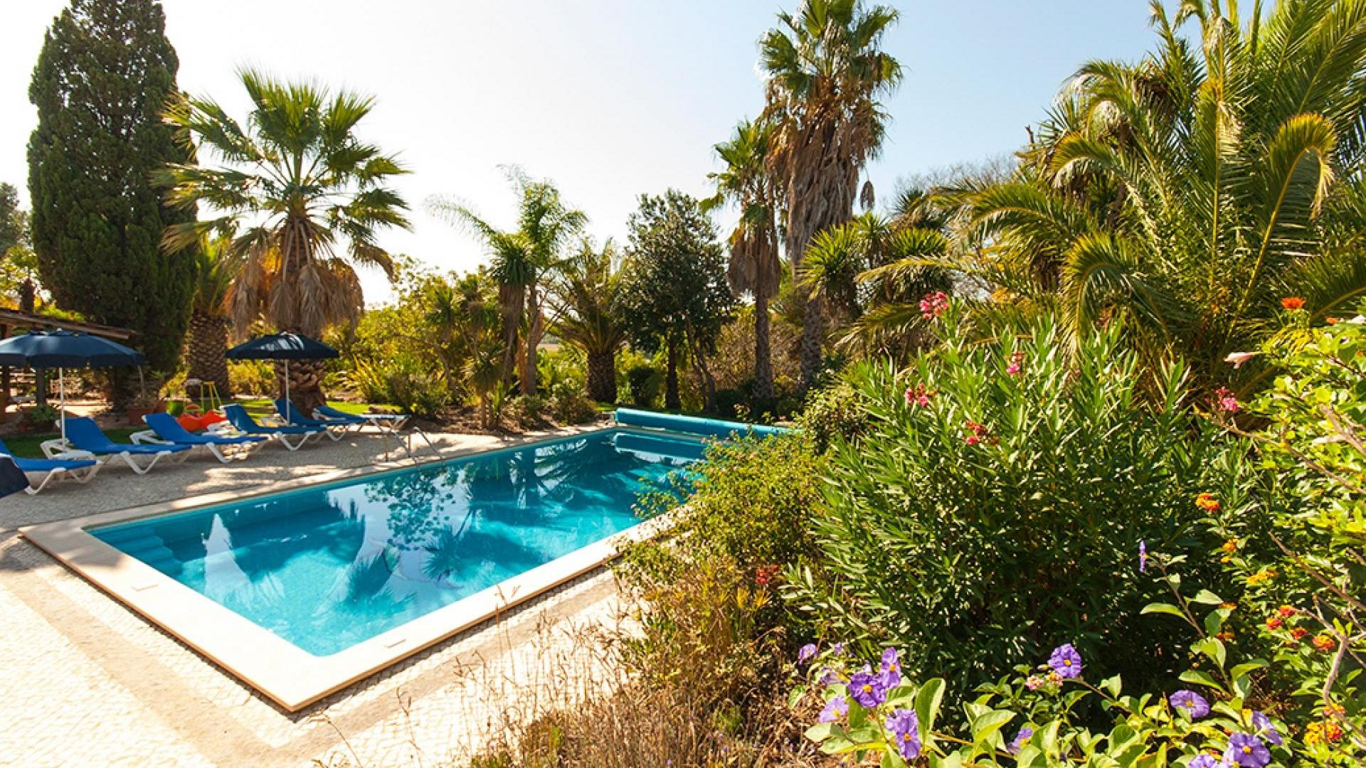 Quinta das Achadas - child-friendly holidays in the Algarve