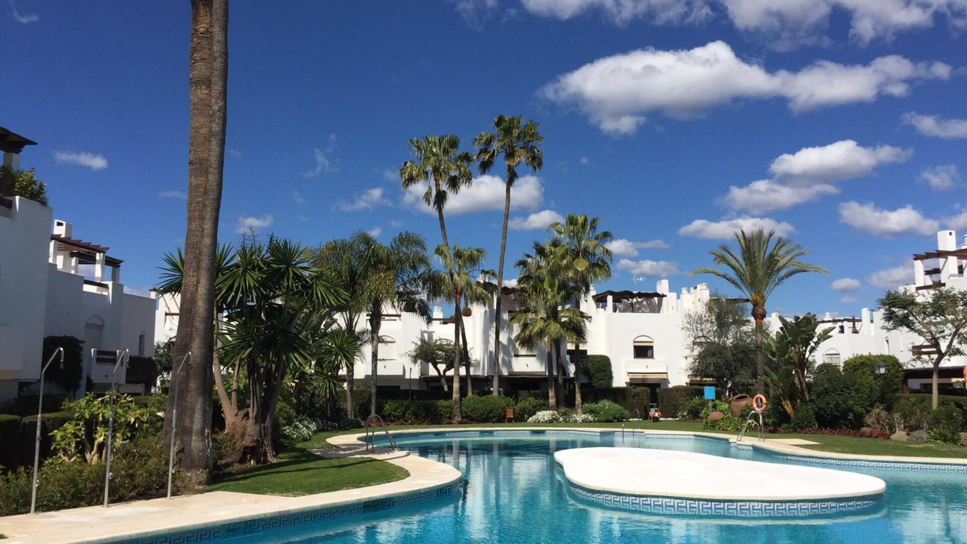 child-friendly holiday villa in Marbella Spain