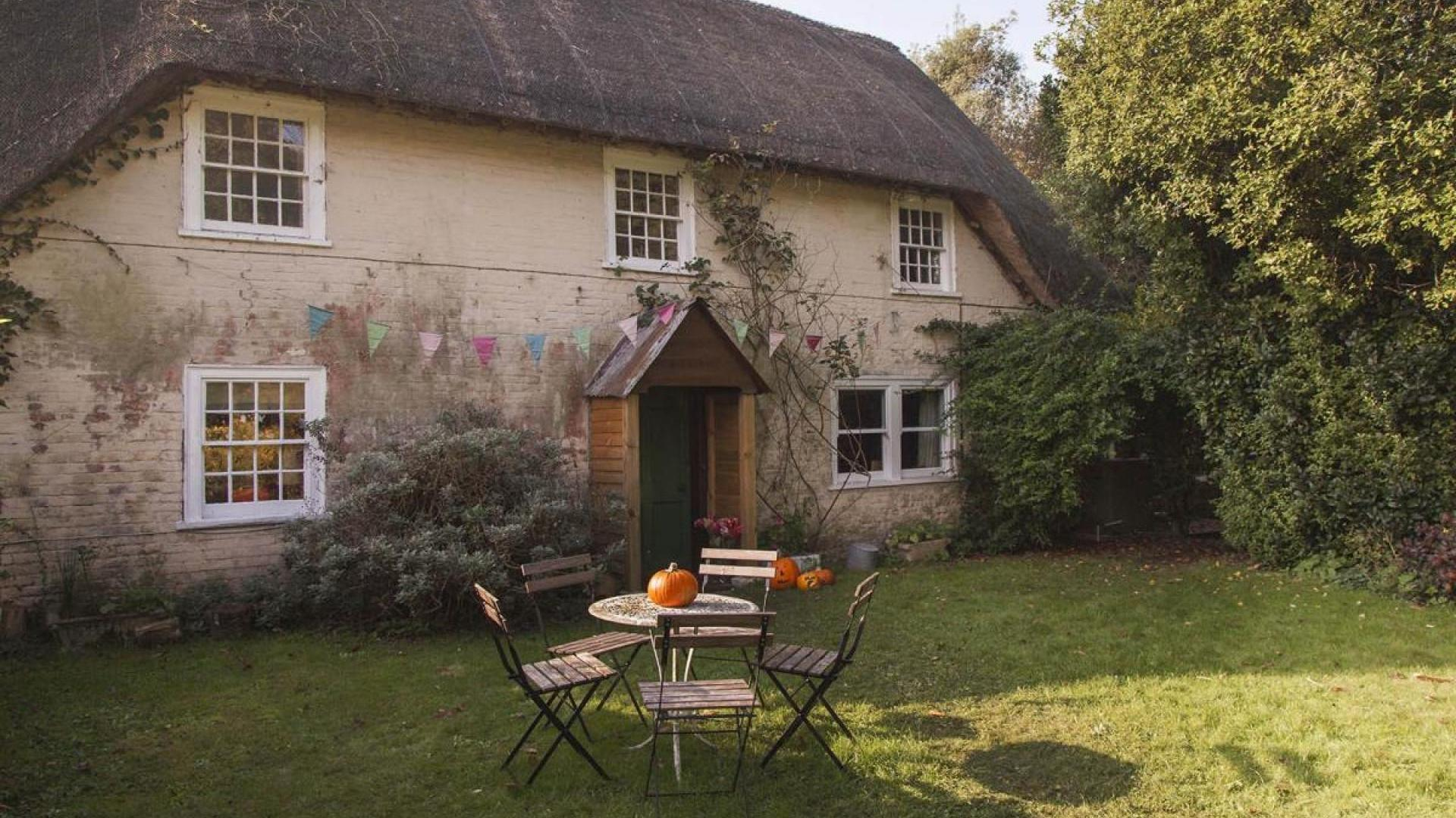family holiday cottage in the New Forest - RPEMD