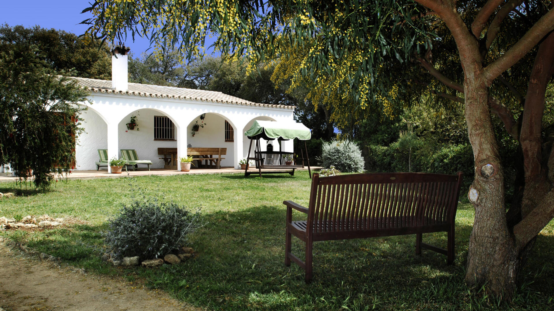 3 bed family-friendly holiday cottage Andalucia Spain Costa - TSAC