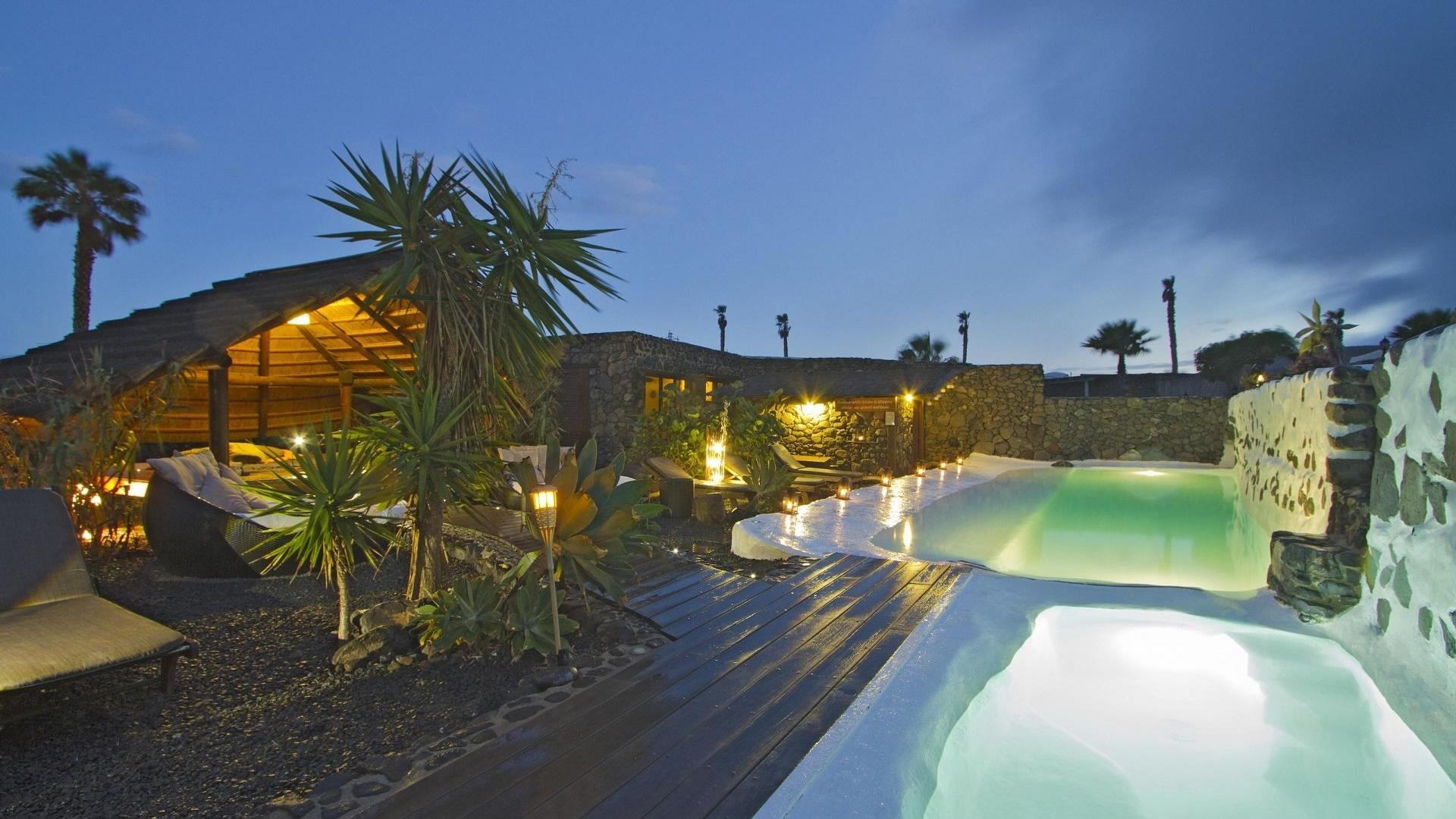 Family-Friendly holiday village in Lanzarote - LRF