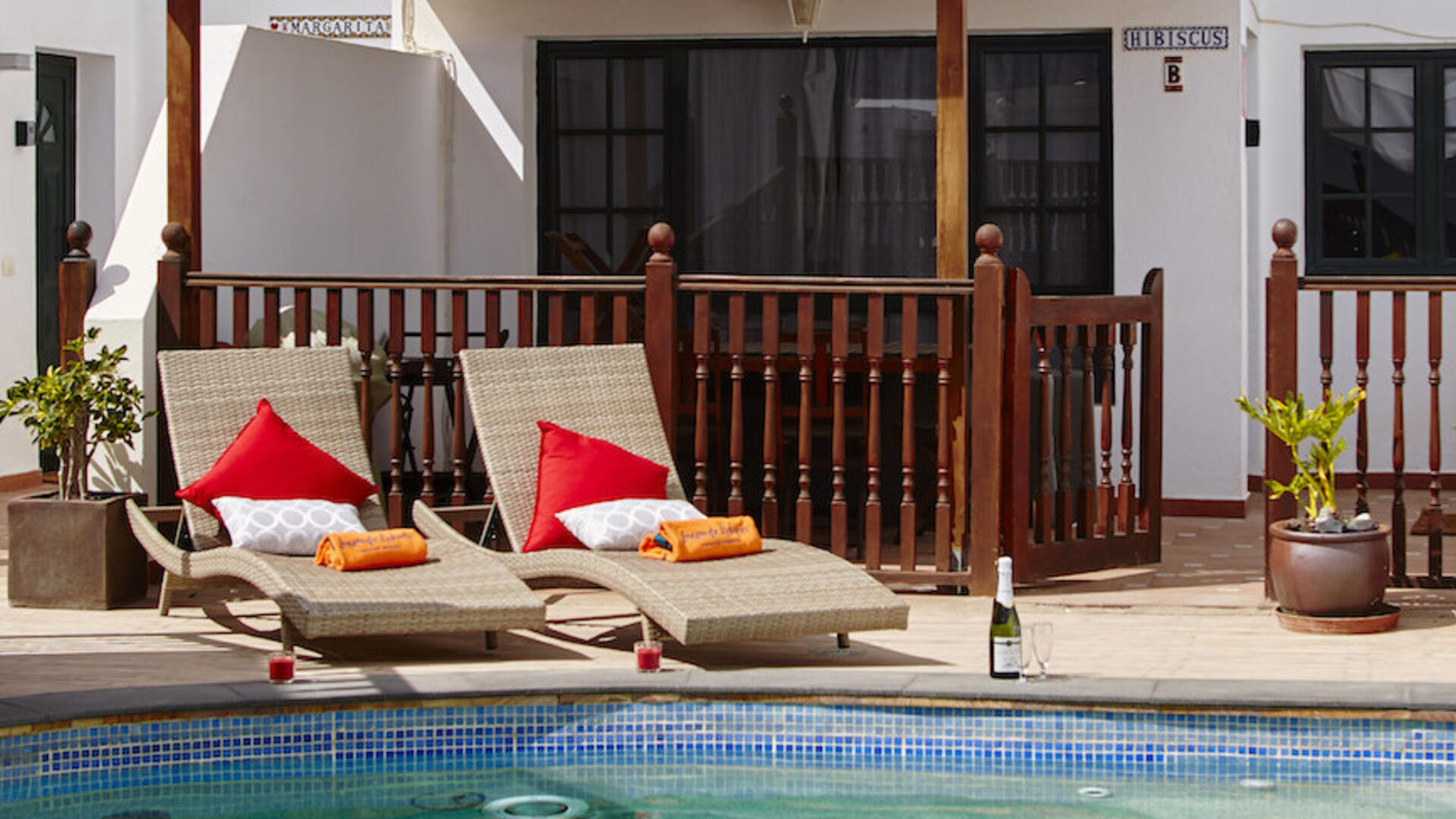 Child-friendly holiday villa in Lanzarote