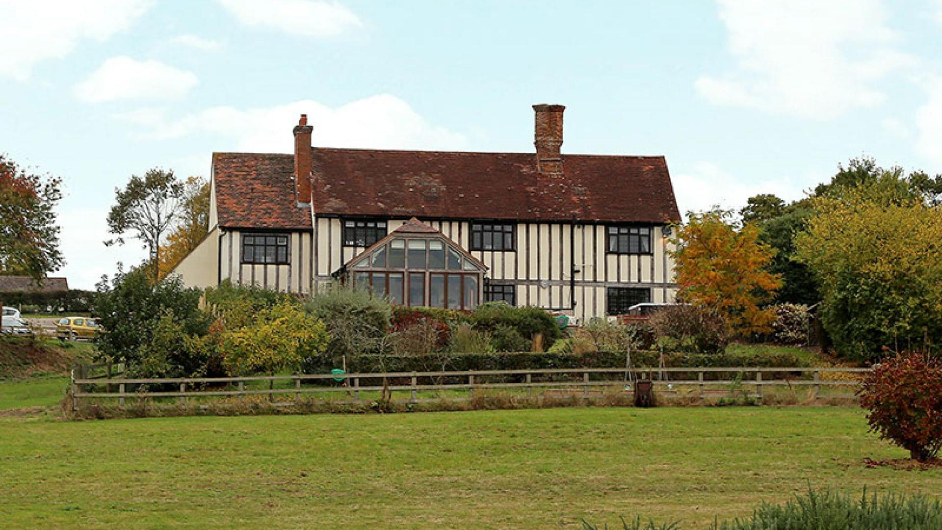Child-friendly holiday cottage in Suffolk - SBTF