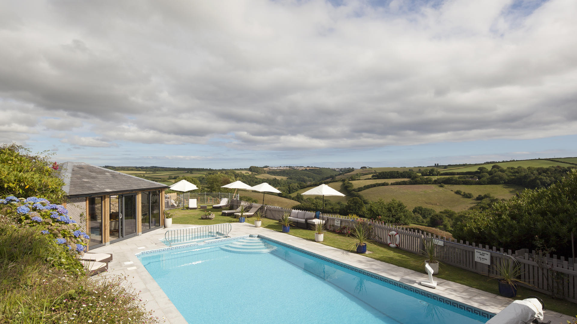 Treworgey Cottages in Cornwall on Holiday Tots