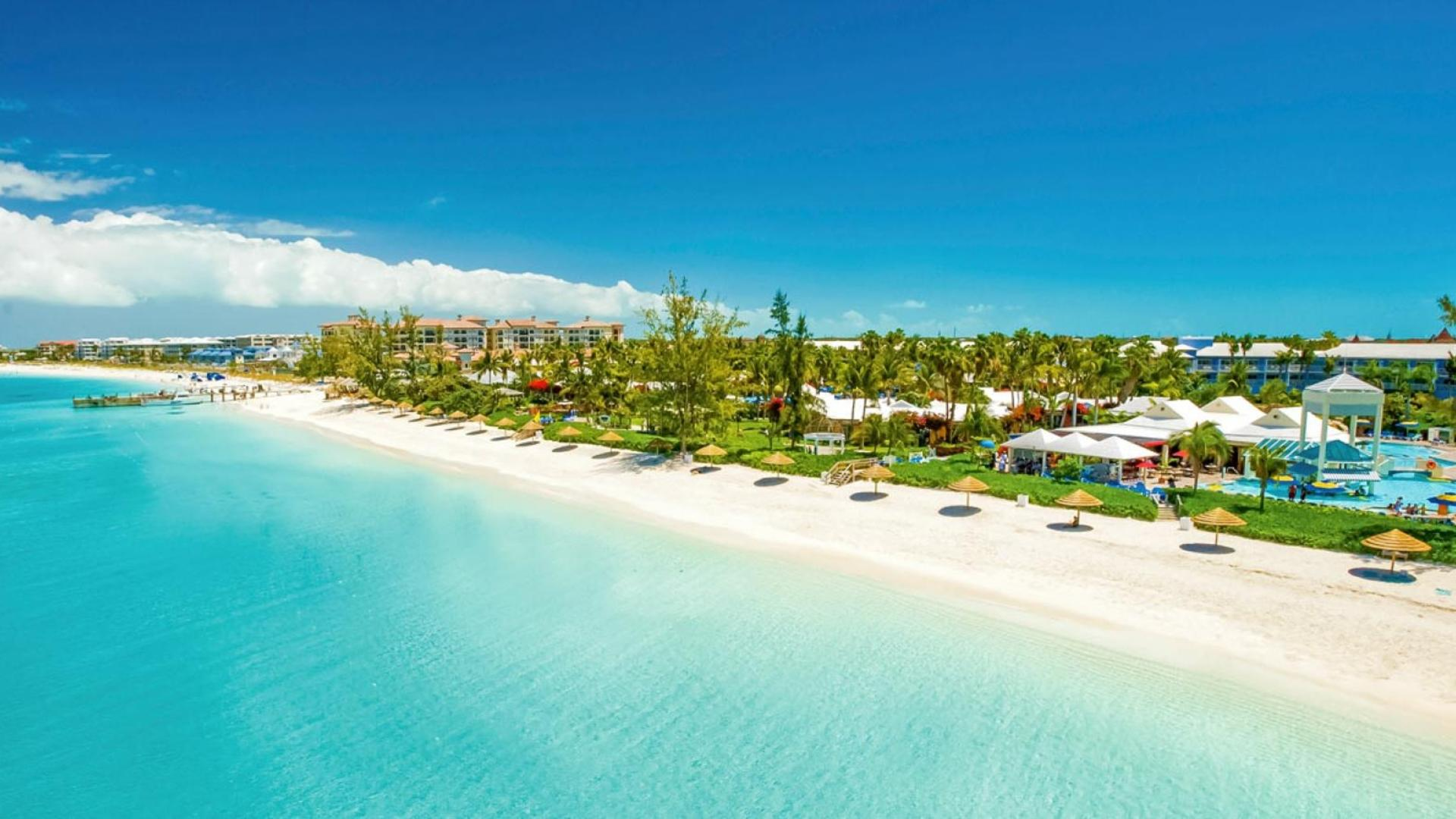 An all-inclusive family resort in Turks & Caicos BTC